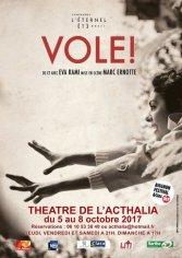 VOLE! de et avec Eva Rami ERNOTTE