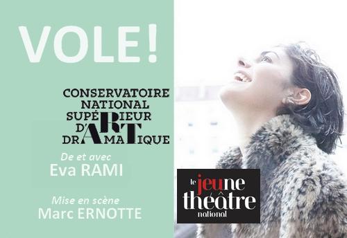 EVA RAMI Jeune Théâtre National