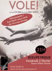 VOLE! de et avec Eva Rami -Ernotte